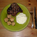 Picture of Marinated London Broil recipe.